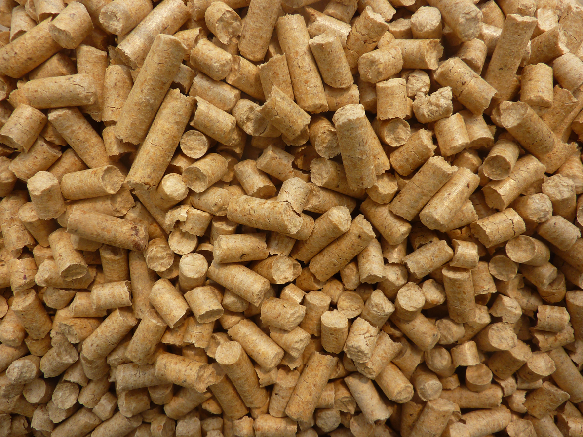 Cat Litter Wood Based Pellets